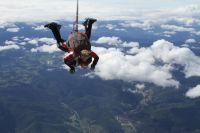 Skydiving Sicily