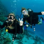 Diving Sicily